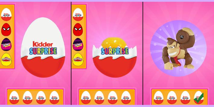 Eggs Surprise Play Duh poster