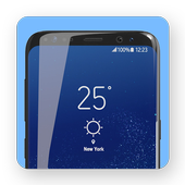 S8 Rounded Corners - Note 8 Rounded Corners icon