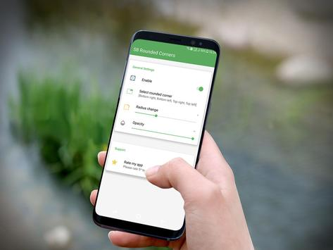 S8 Rounded Corners - Note 8 Rounded Corners apk screenshot