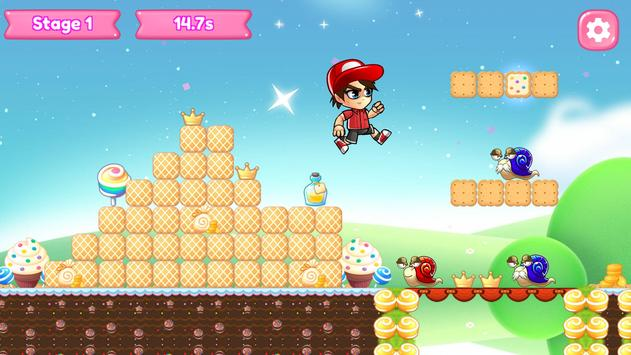 Super Marione 🍄 screenshot 3
