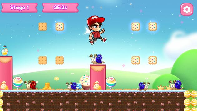 Super Marione 🍄 screenshot 4