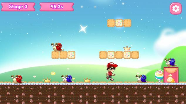 Super Marione 🍄 screenshot 5