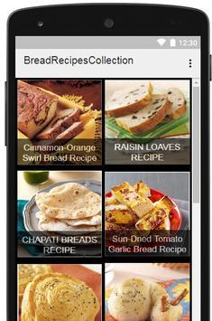 Bread Recipes Collection screenshot 1