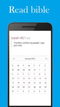 Daily Bible Free apk screenshot