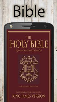 Audio Bible Free KJV apk screenshot