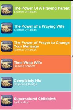 Prayer and healing apk screenshot