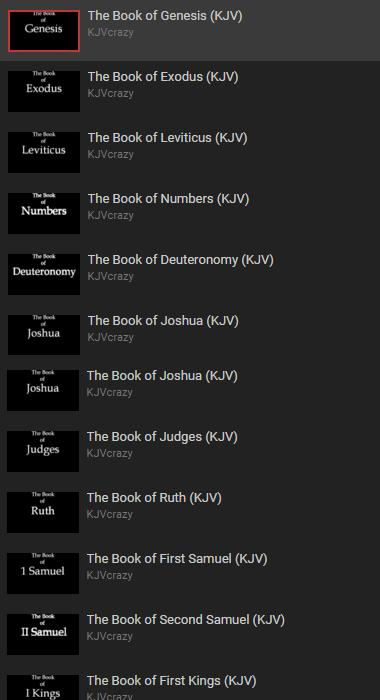 Dramatized Audio Bible KJV for Android - APK Download