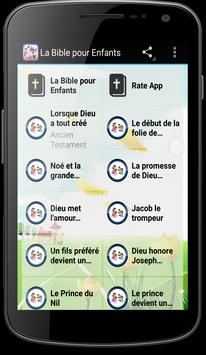 Children Bible In France poster