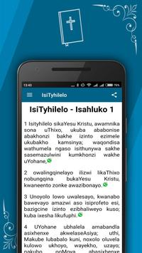 Xhosa bible ibhayibhile app (apk) free download for android/pc.