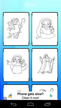 Bible Coloring Book Apk Screenshot