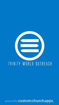 Trinity World Outreach poster