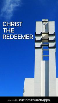 Christ The Redeemer Lutheran poster