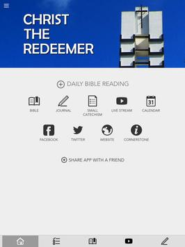 Christ The Redeemer Lutheran apk screenshot