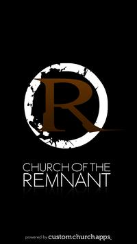 Church of The Remnant poster