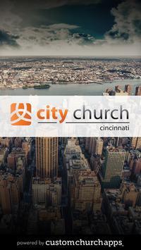 City Church _ poster