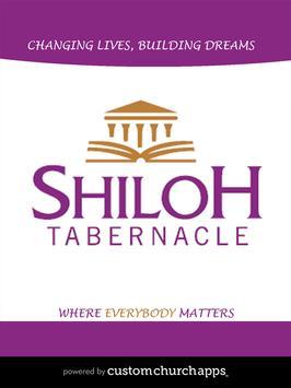 Shiloh Tabernacle poster