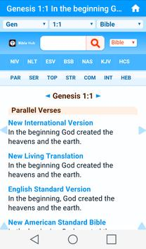 1 Schermata Bible Hub