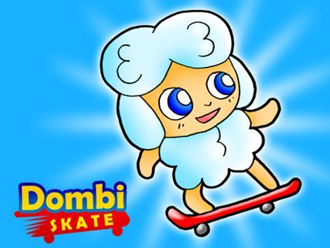 Dombi Skate poster