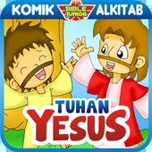 Alkitab Anak : Tuhan Yesus icon
