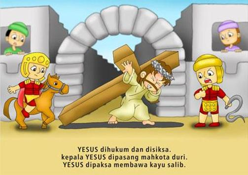 Alkitab Anak : Tuhan Yesus apk screenshot