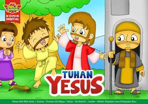 Alkitab Anak : Tuhan Yesus poster