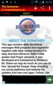 The Bible Sermoner -Pst Chris apk screenshot