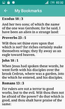 King James Bible screenshot 7