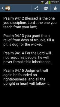 Prayers of Bible apk screenshot