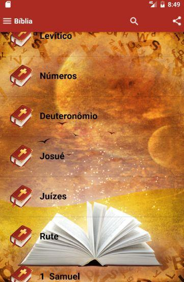 Bíblia poster