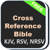 Cross Reference Bible | KJV icon