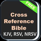 Cross Reference Bible | KJV icon