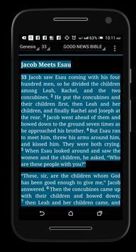 Cross Reference Bible | KJV poster