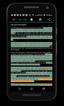 Cross Reference Bible | KJV screenshot 1