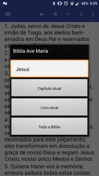 Bíblia Ave Maria (Português) apk screenshot