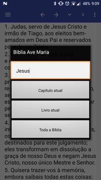 Bíblia Ave Maria (Português) screenshot 2