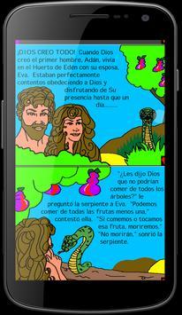 Children Bible In Spanish apk screenshot