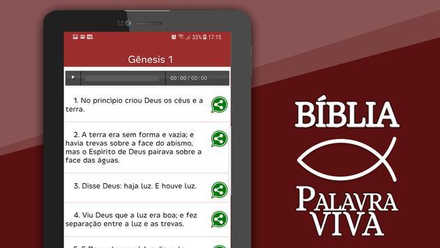 Bíblia Palavra Viva screenshot 10