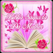 Bíblia Sagrada Da Mulher icon
