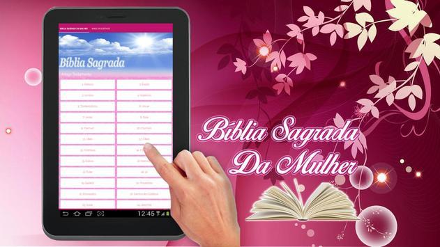 Bíblia Sagrada Da Mulher apk screenshot