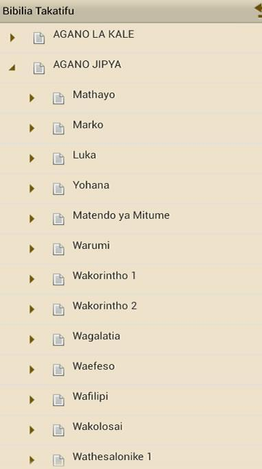 Biblia Takatifu Holy Bible For Android Apk Download