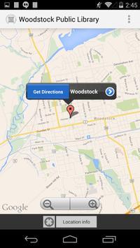 Woodstock Public Library screenshot 4