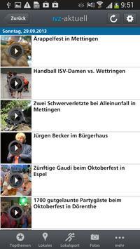 IVZ-aktuell apk screenshot