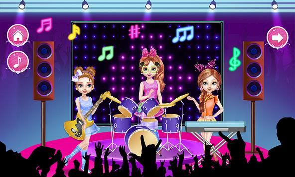 Rock Star Crazy Music Band screenshot 7