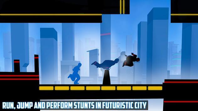 Parkour Simulator: Free Roof Jump screenshot 1