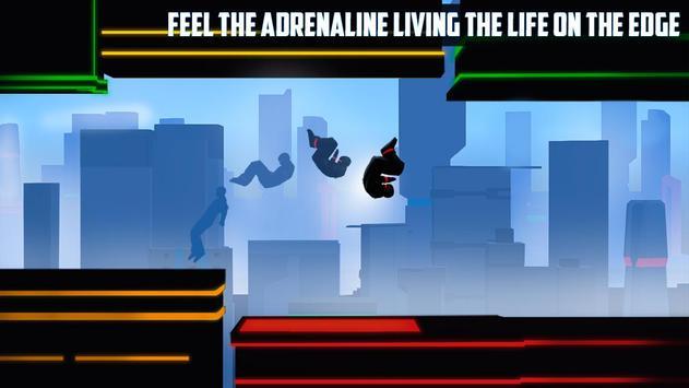 Parkour Simulator: Free Roof Jump screenshot 8