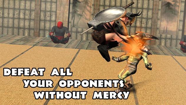 Fantasy Fighting Battle 3D screenshot 6
