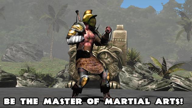 Fantasy Fighting Battle 3D poster