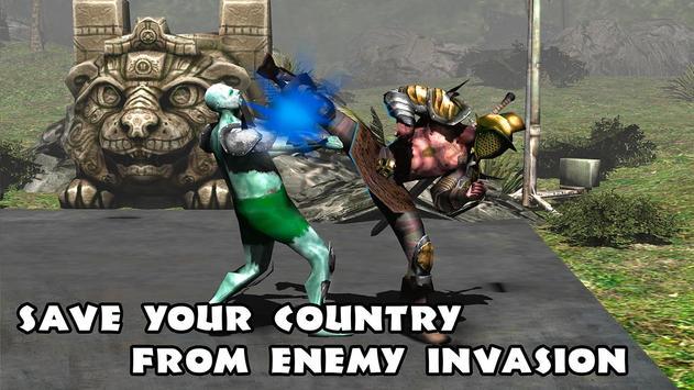 Fantasy Fighting Battle 3D screenshot 3