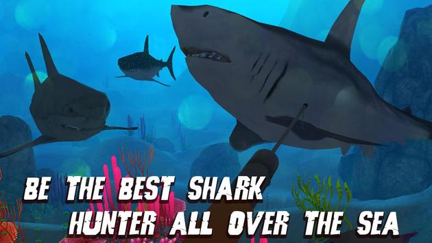 Shark Hunting: Spear Fishing apk screenshot