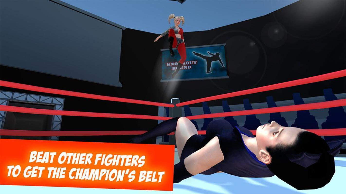 Wrestling Revolution D Exhibition : Wrestling revolution fight d apk download free action